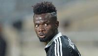 Ghanaian midfielder, Bernard Morrison