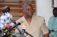Vice President Kwesi Amissah Arthur