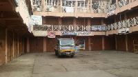 Closed shops at Makola
