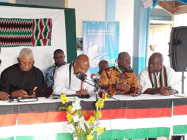 Ghana is our home -Volta NDC denounces secessionists