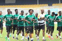 Black Stars will start training in Abu Dhabi today