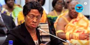 Chief Justice nominee Sophia Akuffo
