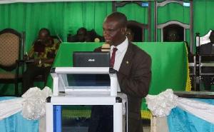 Dr Franklin Kwesi Biney