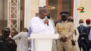 Christian President outdooring National Mosque symbolic of Ghana's religious harmony – Bawumia