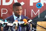 Sammy Gyamfi  Mahama Record