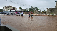 Major suburbs including Kaneshie, Abossy Okai, and Awudome, were submerged after the downpour.