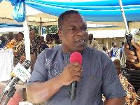 Ernest Kofie, Jomoro MCE
