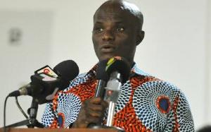 Francis Kingsley Ato Codjoe, Member of Parliament (MP) for Ekumfi