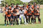 Legon Cities FC will improve with hard work - Coach Bashir Hayford