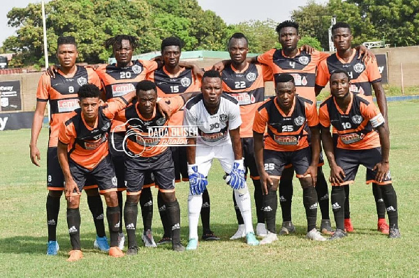 Legon Cities will bounce back - Owner