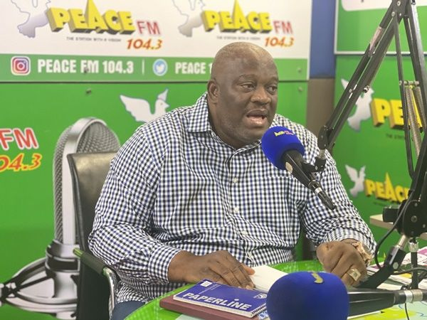 Henry Quartey, Greater Accra Regional Minister
