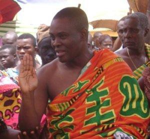 Osagyefo Oseadeeyo Agyemang Badu II