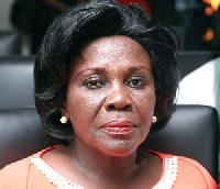 Cecilia Abena Dapaah, Water and Sanitation Minister