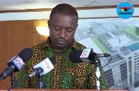 Member of Parliament for Yapei Kusawgu John Abdulai Jinapor