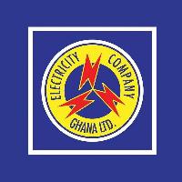 Logo of Electricity Company of Ghana