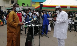 Sekondi Takoradi Mayor Abdul Mumin 750x448