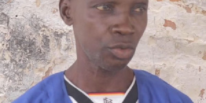 Kwaku Amofa was jailed for twelve months