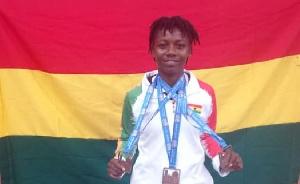 Winifred Ntumy