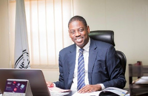 Reverend Daniel Ogbarmey Tetteh, Director-General of SEC