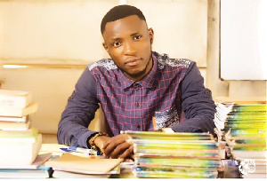 Teacher Kwadwo Photo