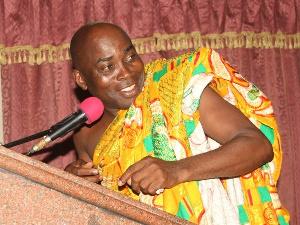 Nana Agyei Sikapa goes home