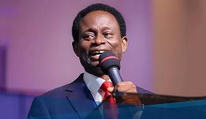 Former Chairman of the Church Of Pentecost, Apostle Professor Opoku Onyinah