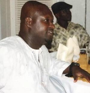 Emmanuel Kofi Nunekpeku
