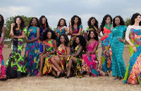 Miss Malaika 2015 contestants