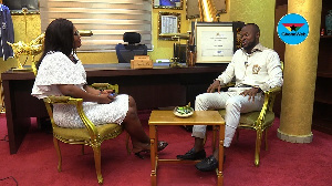 Prophet Daniel Amoateng spoke to GhanaWeb's Bernice Owusuwaa in an exclusive interview