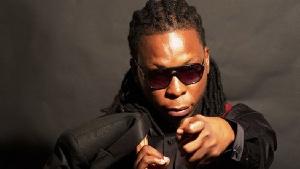 Rapper Ayigbe Edem