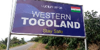 The secessionis are seeking independence of the area to become the Western Togoland