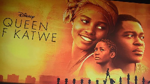 Queen of Katwe premiered in 2016