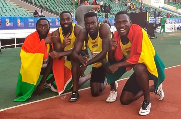 You've not spent $110,000 on our athletes – GAA to Ben Nunoo Mensah