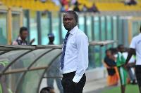 CK Akunnor, head coach of Asante Kotoko