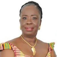 Mrs  Diana Twum, aspiring MP for Ablekuma West
