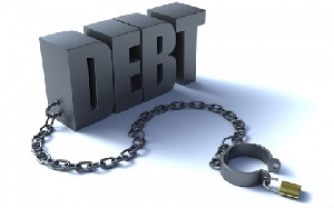 Ghana has recorded an increase in its public debt