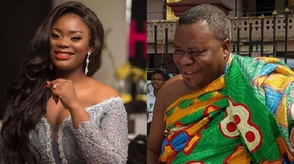 Akua GMB and Dr Oteng are alleged to have divorced in 2020 May