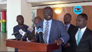 Former Deputy Finance Minister, Cassiel Ato Forson