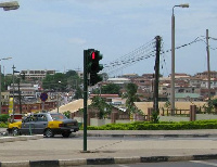 So many traffic lights are not working in Accra and it is worrying.