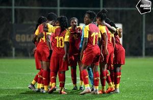Black Queens Beat Kenya 610x400