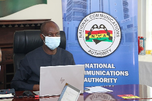 Joe Anokye, Director General, NCA