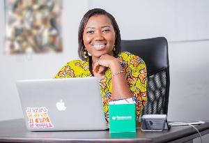 Sandra Owusu-Kyerematen, Managing director, Tonaton.com looking forward to assisting Ghana Police