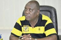 Ghana League Clubs Association chairman Kudjoe Fianoo