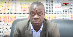 Minister for Business Development, Ibrahim Awal Mohammed