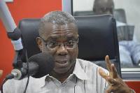 Peter Mac Manu, NPP's campaign manager