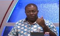 Former NPP Communications Director, Nana Akomea