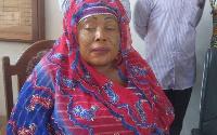 Municipal Chief Executive of Savleugu, Hajia Ayishetu Seidu