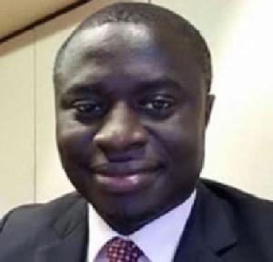 MCE for Asante-Akim South, Alexander Frimpong