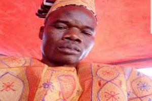 District Chief Executive for Pusiga- Zubeidu Abdulai
