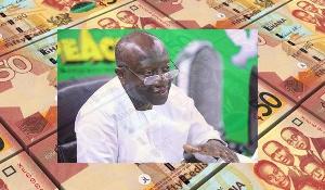 Ken Ofori Atta - Finance Minister Ghana